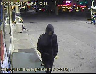 Lima Police Department looking for robber of BP