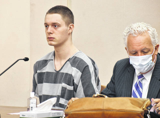 Delphos teen faces 30 years for beating of infant